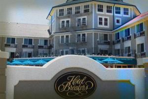 Hotel Breakers Haunted Hotel