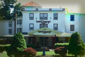 Hotel Conneaut Haunted Hotel