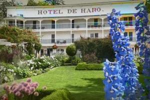 Hotel de Haro Haunted Hotel