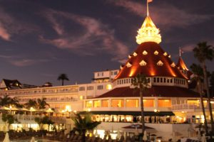 Hotel del Coronado Haunted CA