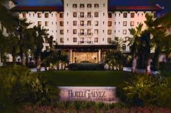 Hotel Galvez Haunted Hotel