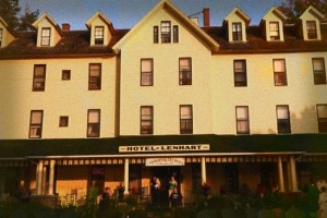 Hotel Lenhart Haunted Hotel