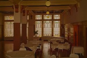 Hotel Savoy haunted dining room