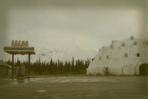 Igloo City Abandoned Hotel