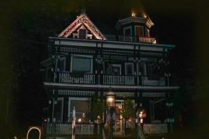 Inn at 22 Jackson Haunted Hotel