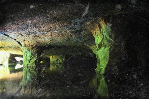 Widow Jane Haunted Mine in Rosendale, NY