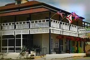island hotel