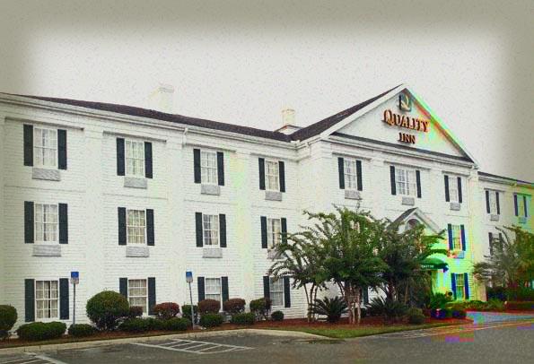 Jameson Inn Haunted Hotel