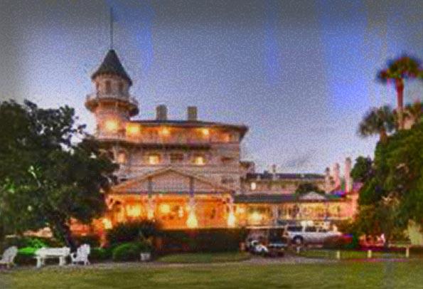 Jekyll Island Club Hotel Haunted