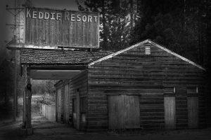 Keddie Resort Murders - Haunted Cabin 28