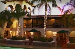 La Posada Hotel Haunted Hotel