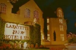 Lafayette Park Haunted Hotel