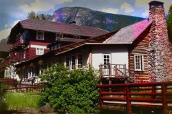 Lake McDonald Lodge Haunted Hotel