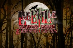 Lakeville Haunted House in Massachussetts