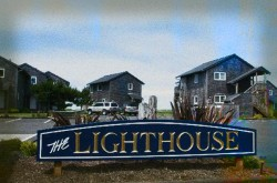 Lighthouse Oceanfront Resort Haunted Hotel