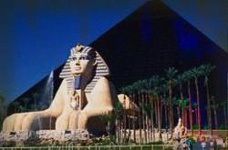 Luxor Hotel and Casino Haunted Hotel