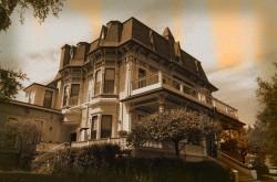 Madrona Manor Haunted House