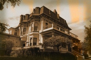 Madrona Manor Haunted House