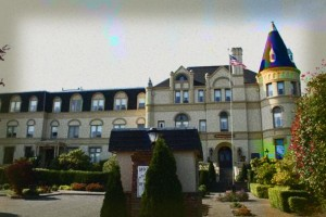 Manresa Castle Haunted Hotel