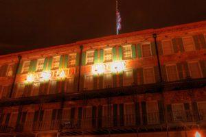 Haunted Marshall House