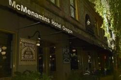 McMenamins Hotel Oregon Haunted Hotel