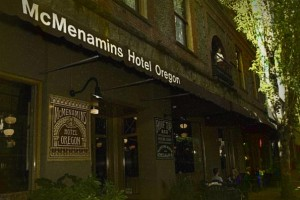 McMenamins Hotel Oregon Haunted Hotel