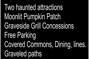 Milburns Haunted House Attractions