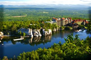 Haunted New York - The Mohonk Mountain House Resort