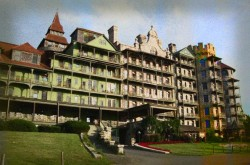 Mohonk Mountain House Haunted Hotel