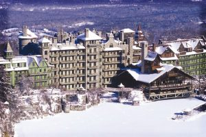 Is the Mohonk Mountain House the Real Shining Hotel Inspiration?