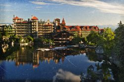 Haunted Mohonk Mountain House Shining Hotel