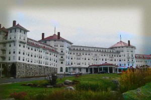 Mount Washington Hotel Haunted Hotel