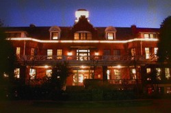 Multnomah County Poor Farm - Edgefield Haunted Hotel