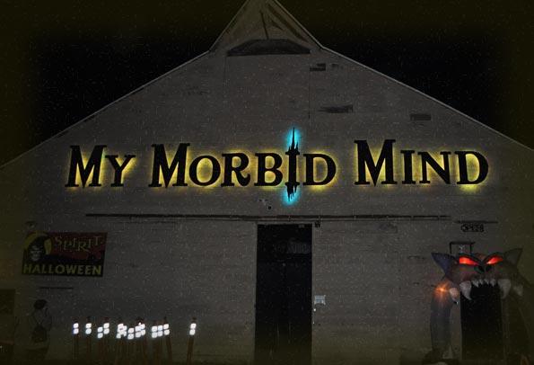 My Morbid Mind washington
