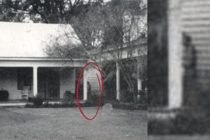 Myrtles Plantation Chloe Ghost Photo