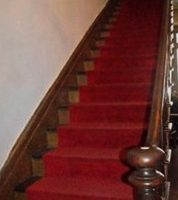Myrtles Plantation Stairs where William Drew Winters died on the 17th step