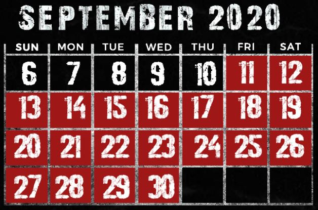 Nightmare Dungeon Haunted Attraction Dates
