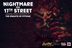 Nightmare on 17th Street Haunted House in Cheyenne, Wyoming
