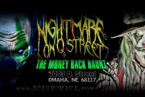 Nightmare on Q Street Haunted House in Omaha, NE