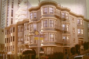 Nob Hill Haunted Inn San Francisco