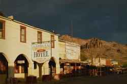 Oatman Haunted Hotel