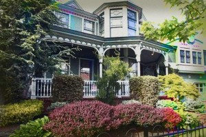 Ocean City Mansion Haunted Hotel