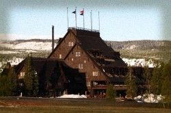 Old Faithful Haunted Inn
