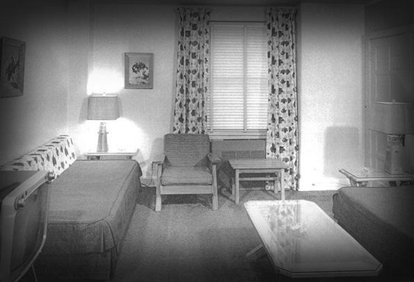 Original Haunted Hotel Andaluz in Albuquerque, New Mexico