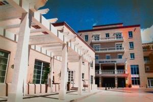 Old St. Vincent's Hospital - Drury Inn Haunted Hotel