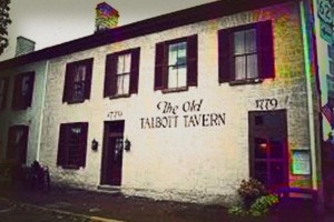 Old Talbott Tavern Haunted Hotel