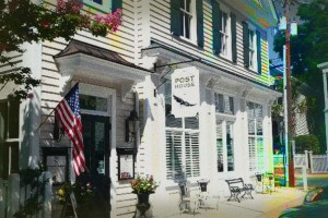 Old Village Post House Haunted Hotel