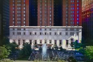 Omni William Penn Hotel Haunted Hotel