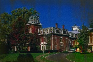 Oneida Community Mansion House Haunted Hotel