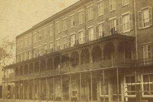 Original Marshall House - Circa 1865